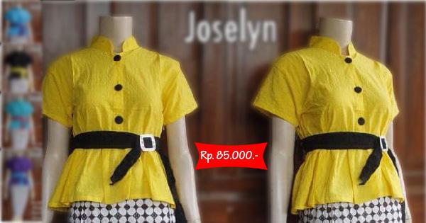 Kebaya Batik Modern Joselyn