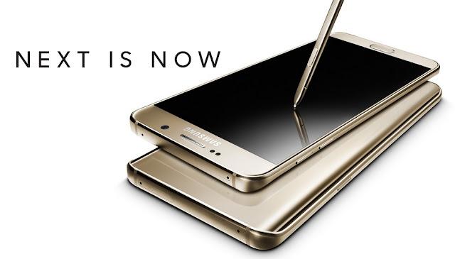 harga Samsung Galaxy Note 5 dan spesifikasi lengkap