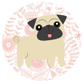 Georgie the Positive Pug's Corner