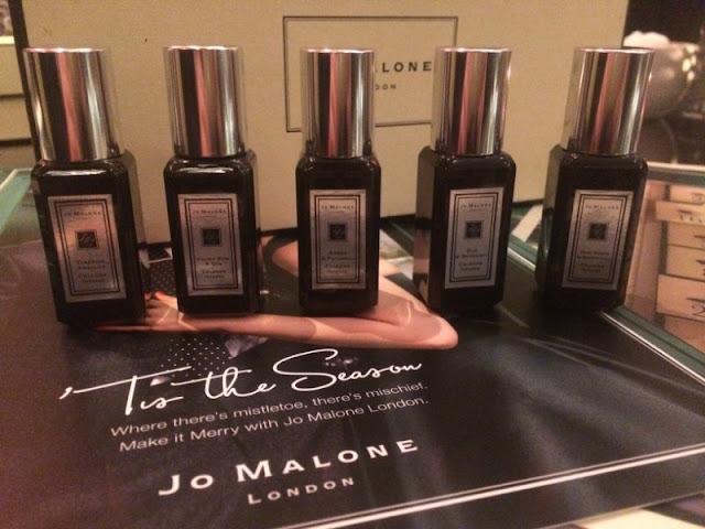 Jo Malone Christmas 2015