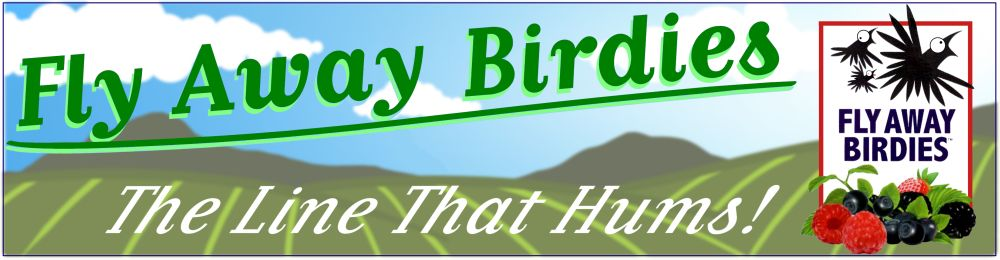 Fly Away Birdies Privacy Statement