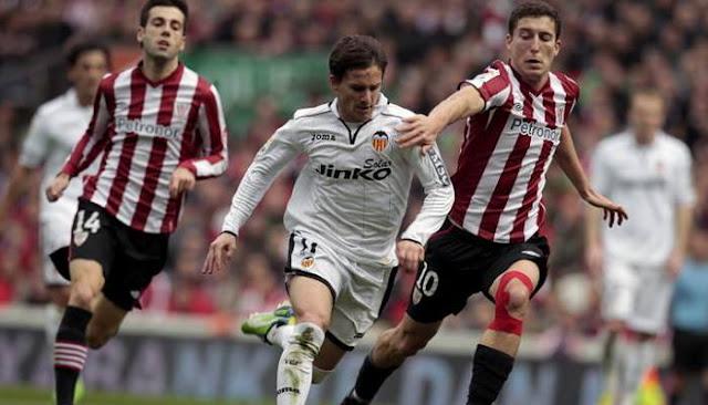 Ver partido Athletic Club vs Valencia en vivo