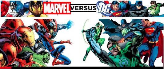 Film Marvel vs Film DC Comics - Film Baru 2016