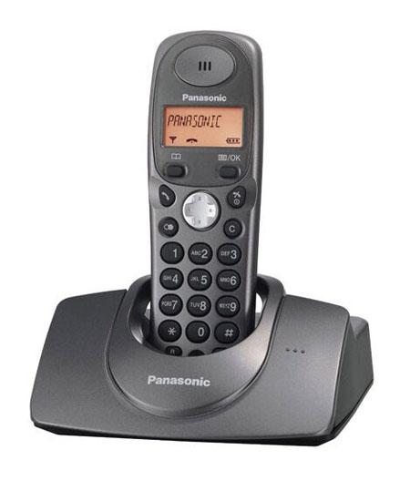 Телефон Panasonic KX-TG1107UA