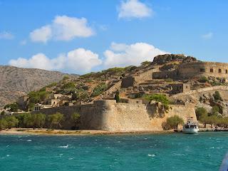Spinalonga Islet