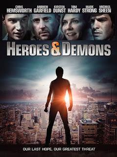 Ver online: Heroes & Demons (2011)