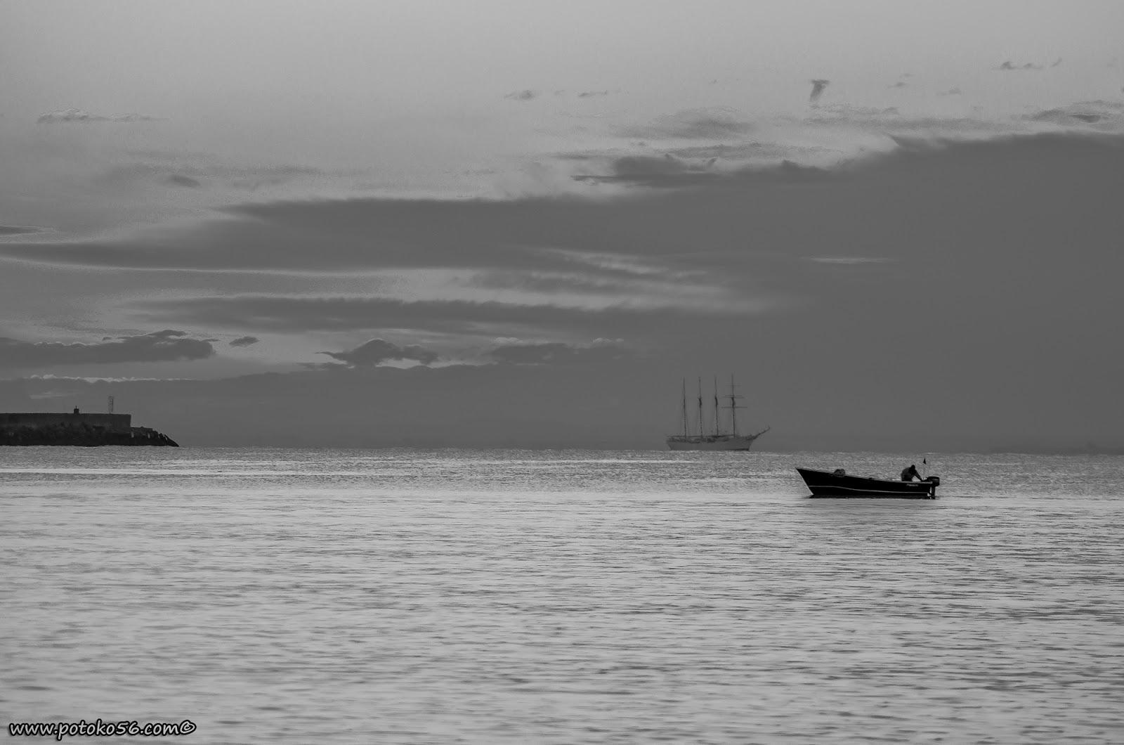 Hoy un día mas Elcano en la Bahía