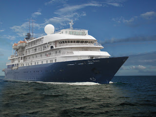 Sea Spirit - International Shipping Partners - Charter to Oceanwide Expeditions