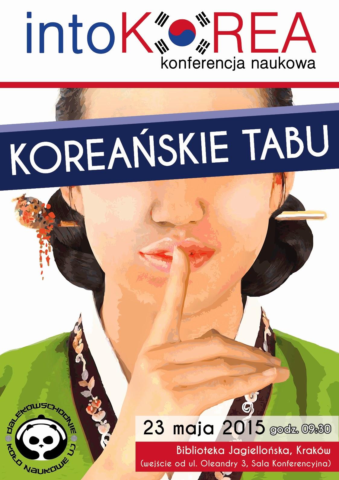 [PATRONAT] IntoKorea III – Koreańskie tabu.