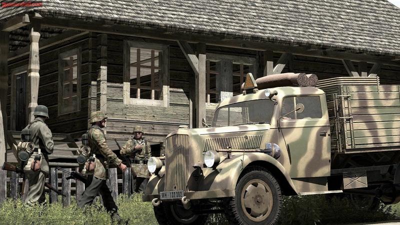 Скaчaть игру Iron Front: Liberation 1944 / Освoбoждeниe 1944 (2012/RUS/Mult