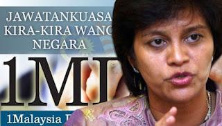 Bukan suka-suka tangguh siasatan 1MDB – Azalina