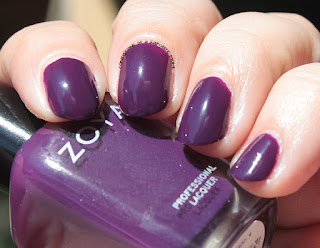 Zoya Focus Collection swatches and review Lidia
