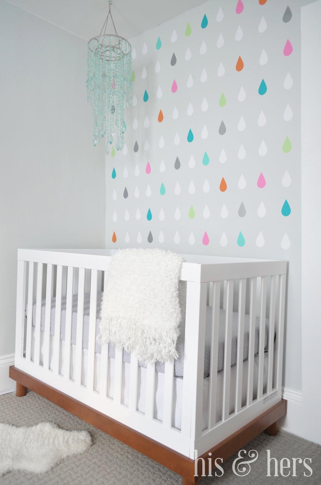Coral & Mint Nursery