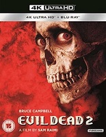 Evil Dead 2 4K Blu-ray (United Kingdom)