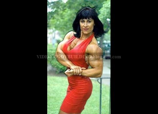 Nursel gurler bodybuilder - More information