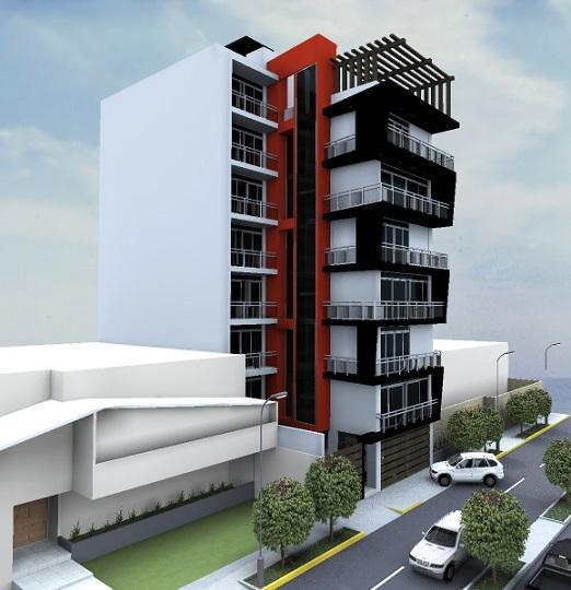 Arquitectura y dise o fachadas modernas for Fachadas de apartamentos modernas