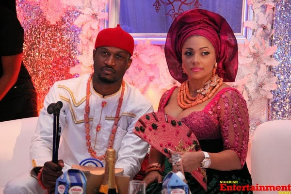 Bella naija celebrity weddings september