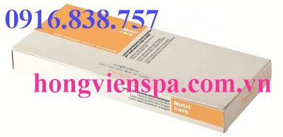 Tinh dầu Fanola Nutri Care - Chăm sóc, tái tạo và phục hồi tóc hư tổn