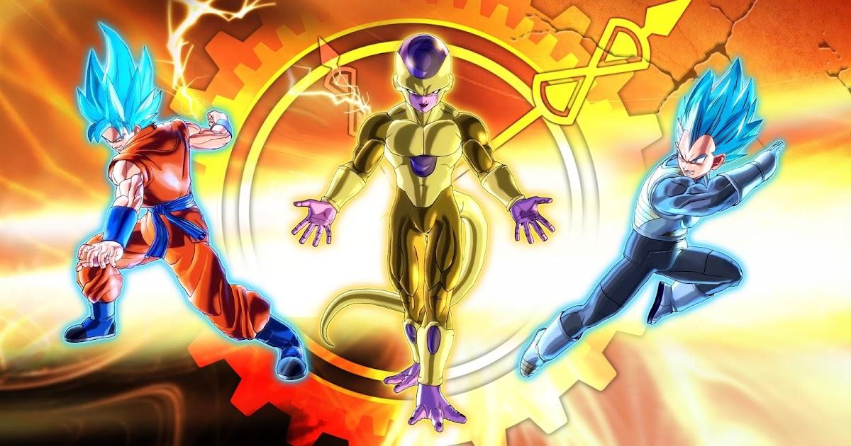 Wallpapers - HD Desktop Wallpapers Free Online: Amazing Dragon Ball Z resurrection F Wallpapers