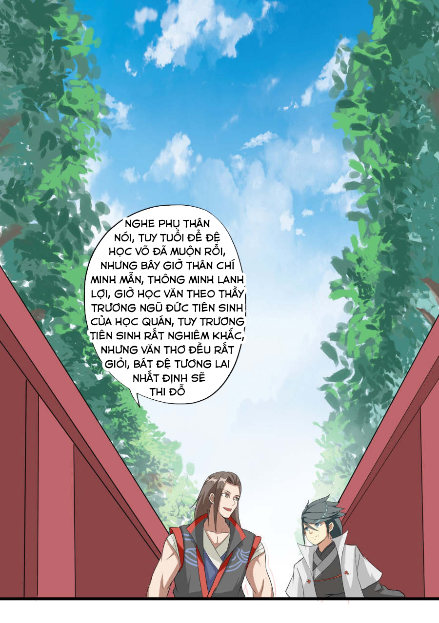 Cuồng Đồ Tu Tiên Chapter 18 - Hamtruyen.vn