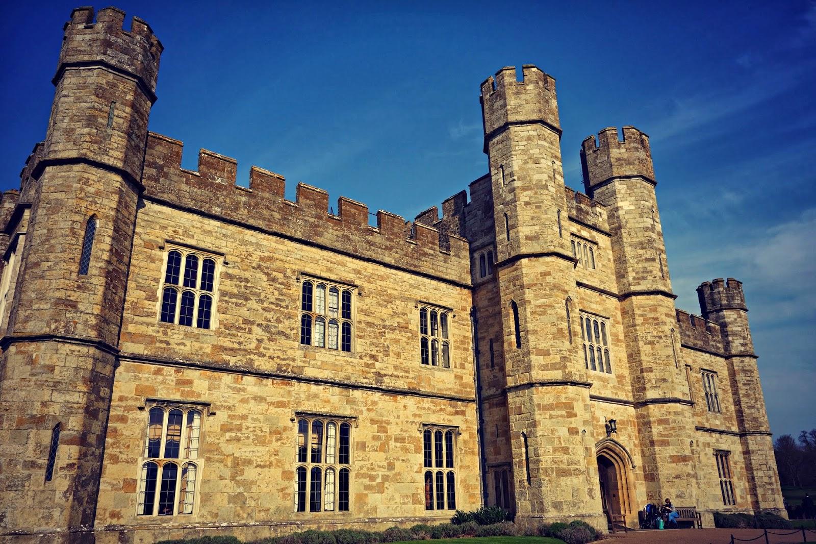 Leeds castle nye