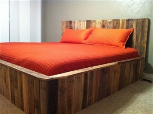 Woodworking homemade wood bed frame plans PDF Free Download