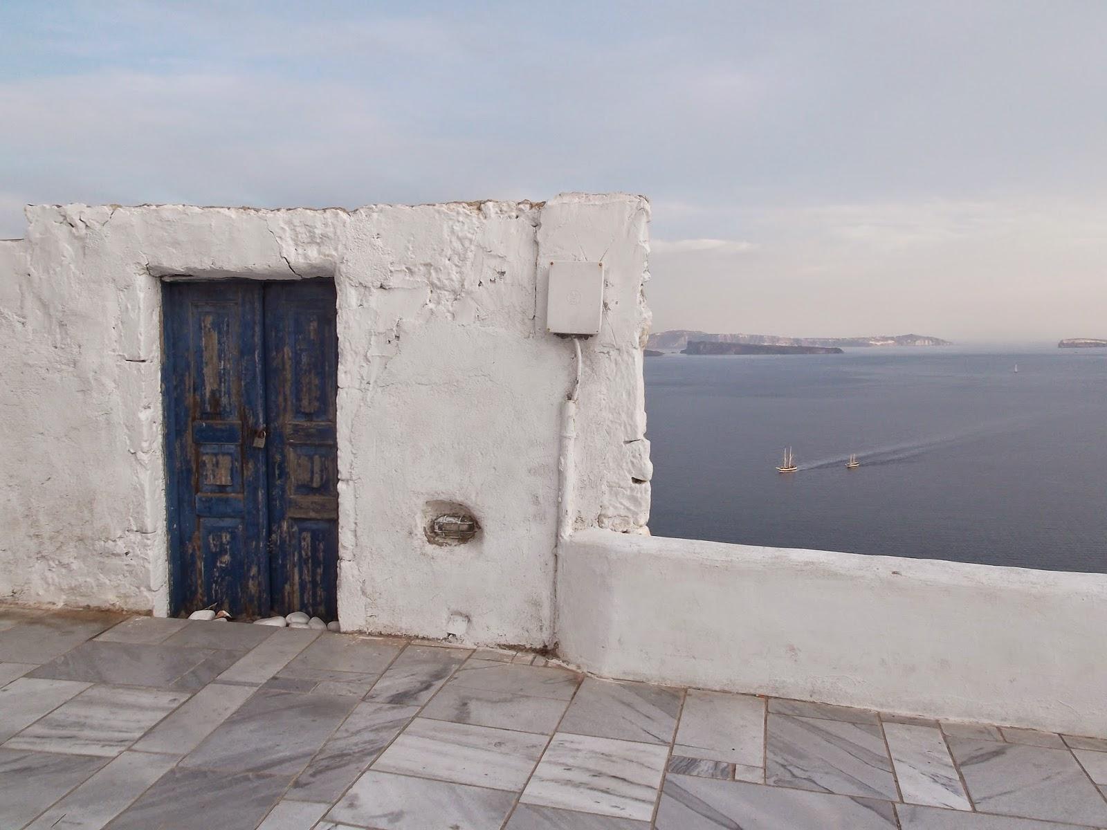 an essay on doors