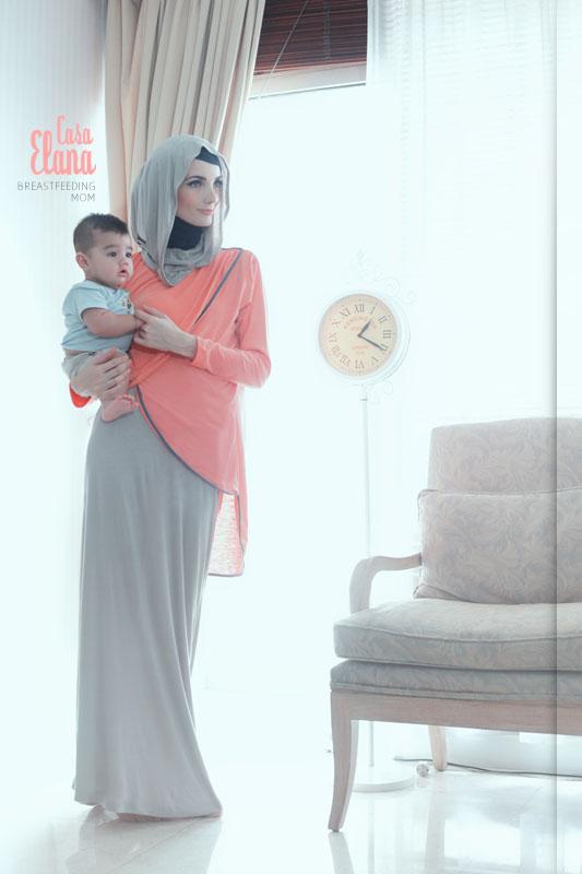 Fashion Busana Muslim Untuk Ibu Rumah Tangga | Foto foto Asik Terbaru