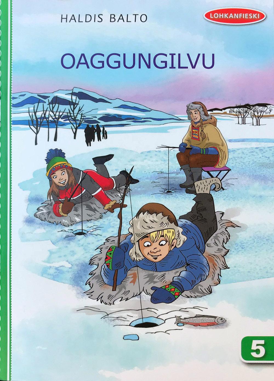 Isfiske, Oaggungilvu