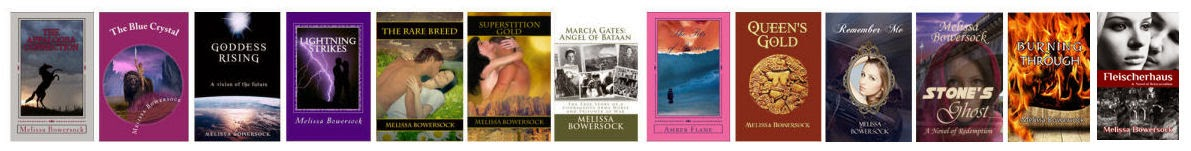 Books by Melissa Bowersock