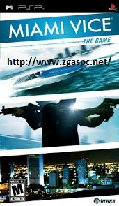 Free Downlaod Games miami vice the game psp ISO For PC Full Version