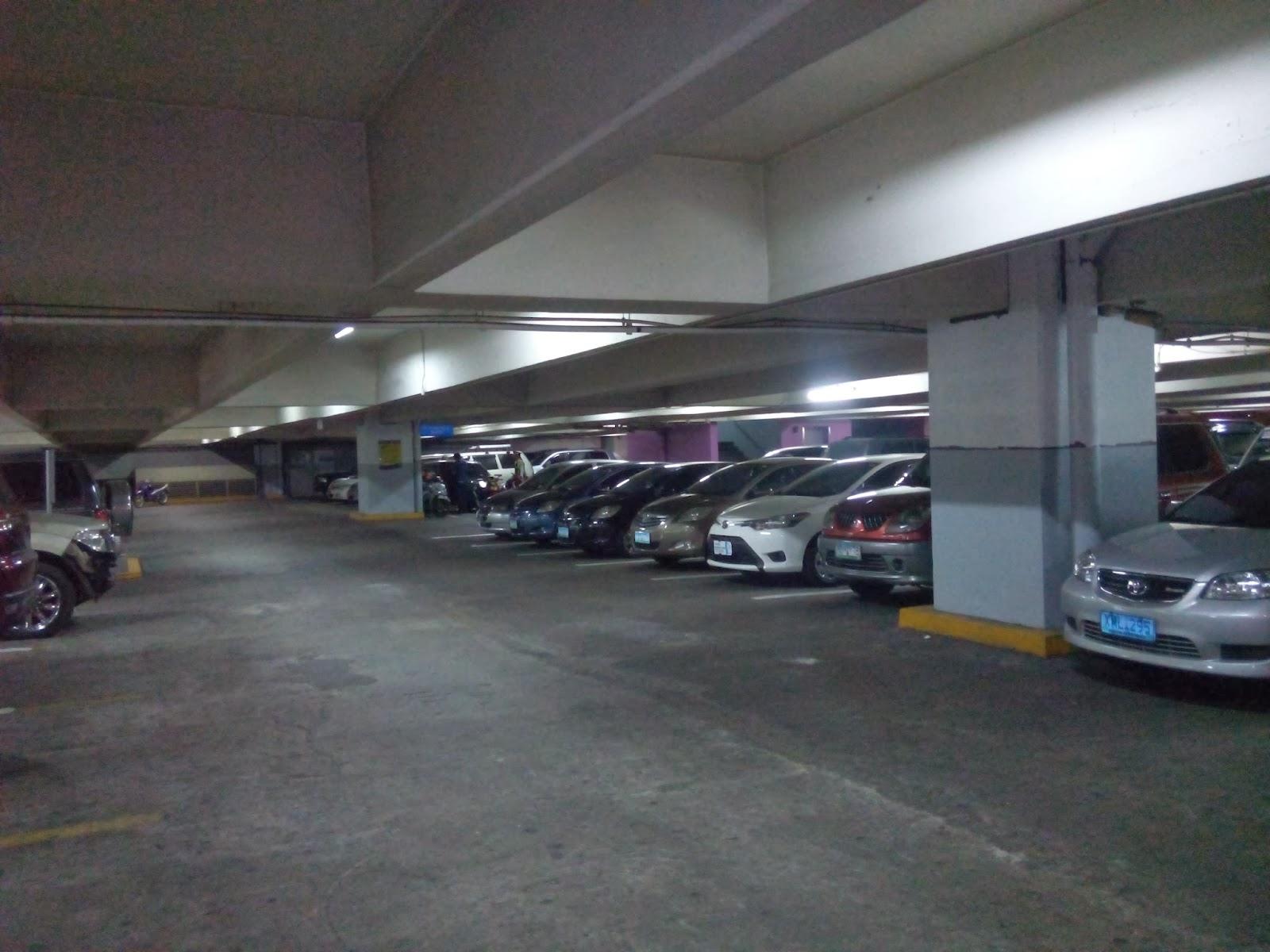 O+ USA Imagine Sample Shot - Parking
