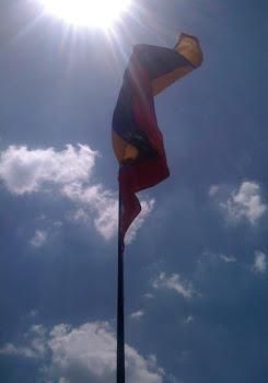 Sol y Bandera
