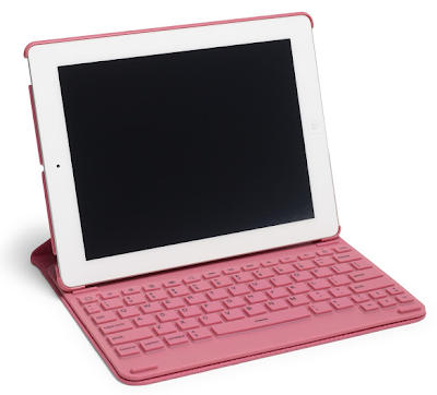 Pink Tablet Case/Keyboard from C Wonder