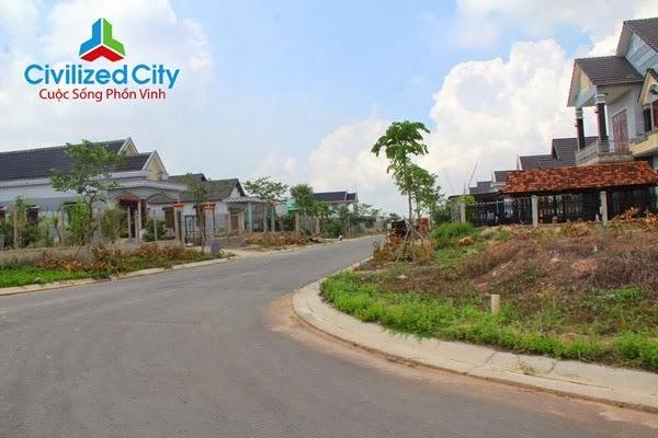 hình thực tế dự án civilized city