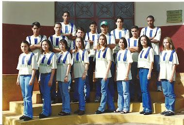 TURMA: 04 FORMANDOS 1998
