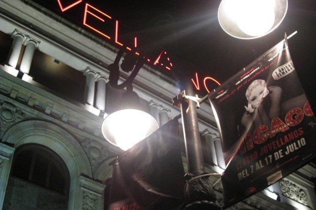 El musical Chicago en el Teatro Jovellanos de Gijón