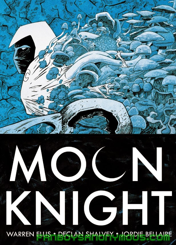 Read Moon Knight #4 on the Marvel Comics App