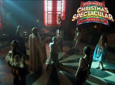 Littlefinger's Christmas Brothel Spectacular naked seven