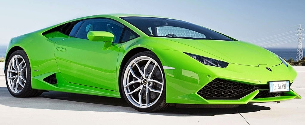 New Lamborghini Cars List 2015.3