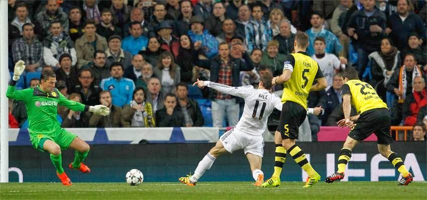 Bale-gol-Dortmund