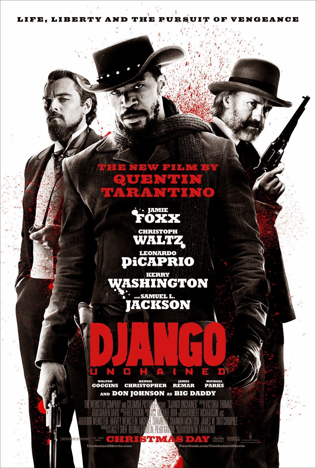 Django Unchained 2012 ταινιες online seires xrysoi greek subs