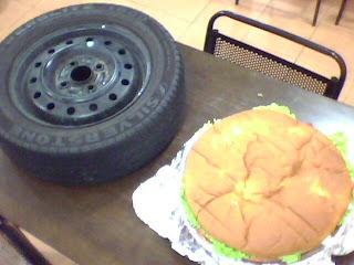 Burger Besar,Size Besar,Burger,McDonalds