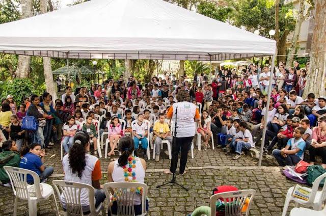 Filig leva o universo da literatura infantil para Garanhuns