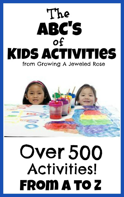 500+ Play Activities For Children