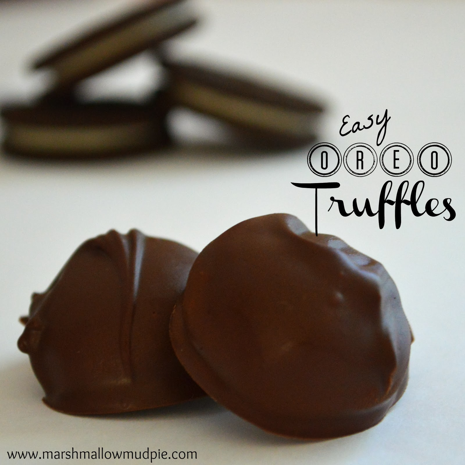 oreo truffle recipe