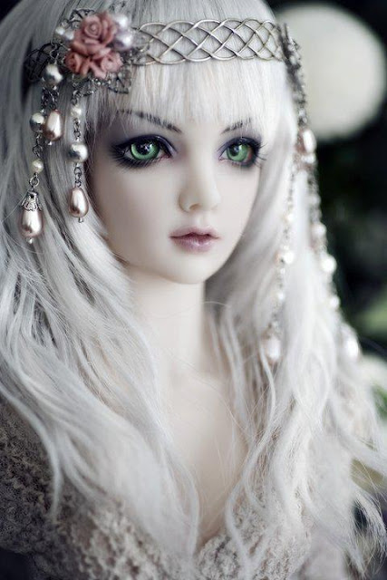 Cute dolls, Positive World of Beautiful Dolls