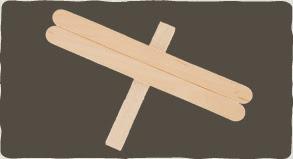 PAP - Avião com Palitos de Picolé 02