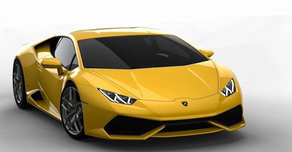 2015 Model Lamborghini Huracan LP640-4  HD Resim