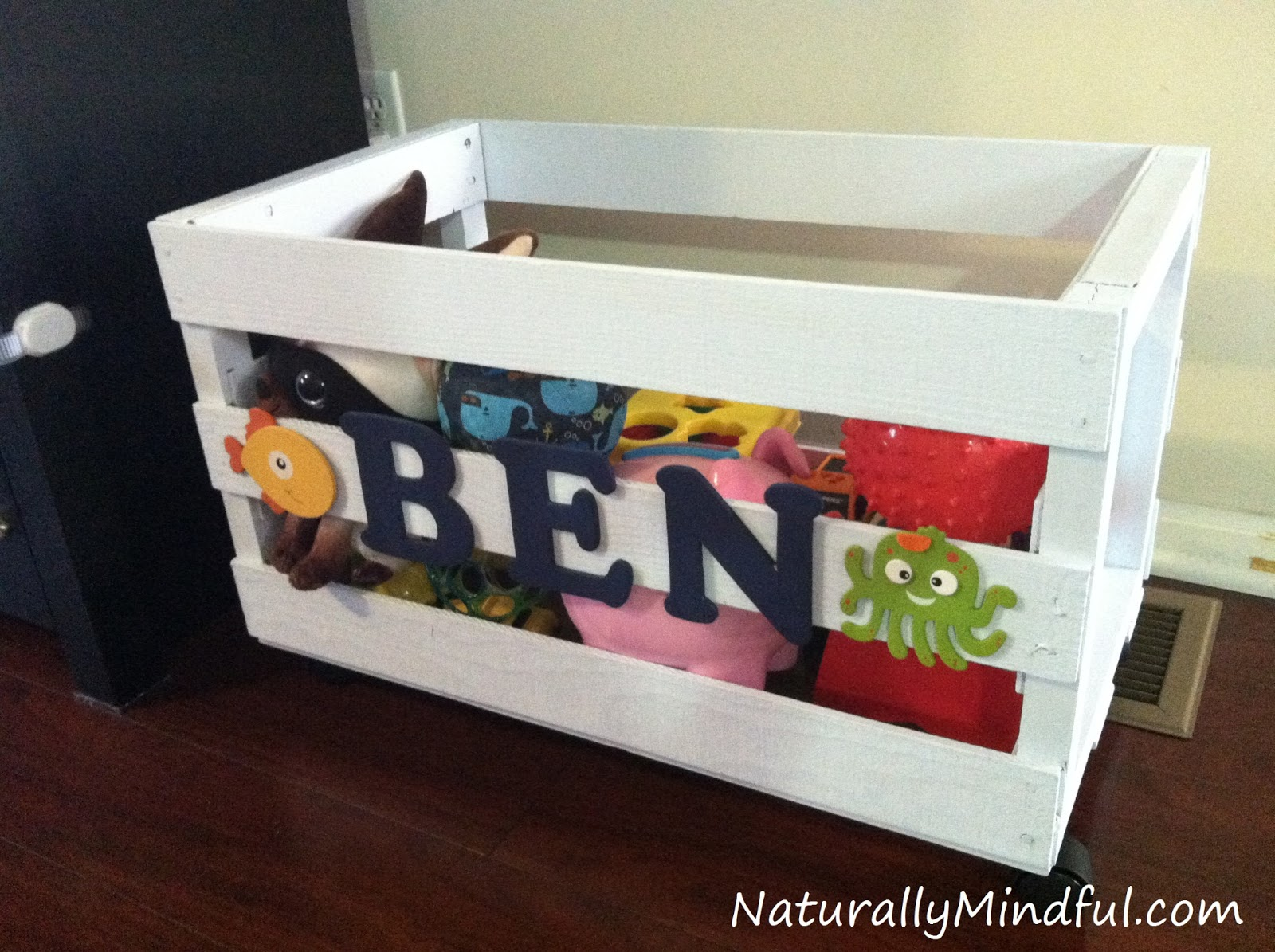 Permalink to Easy Diy Toy Box